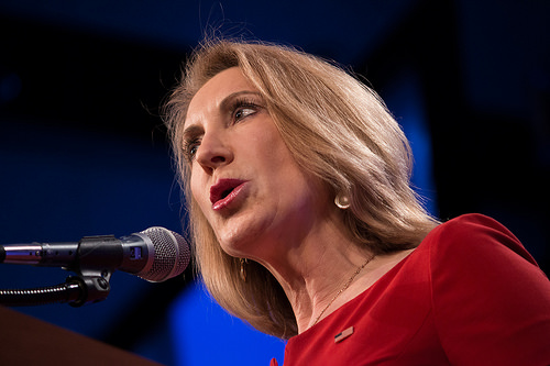 Was Carly Fiorina a failed CEO?
