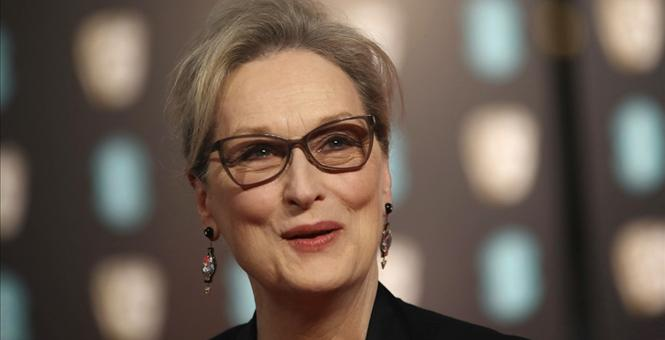 A speech to denounce Meryl Streep and her one-sided statements