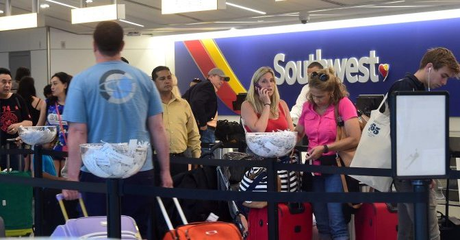 Southwest To End Overbooking on Flights By June