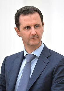 Assad's homes and his inner circle's homes should be blown to pieces