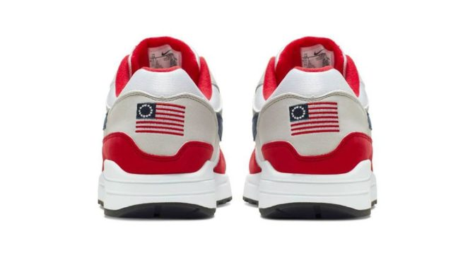 Arizona Governor Withdraws Incentives After Nike Pulls Flag Shoe